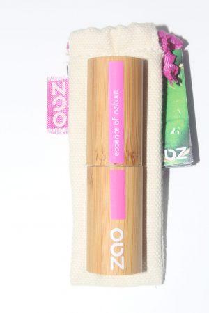 ZAO - Barra de labios satinada – 402: Rose Nacré