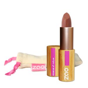 ZAO - Barra de labios mate – 467: Nude hâlé