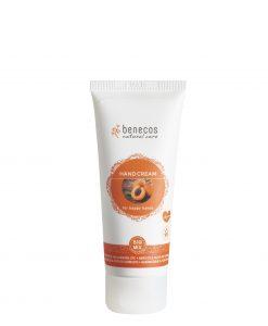 BENECOS - Crema de manos de albaricoque y saúco