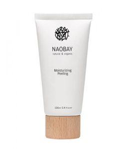 Naobay - Exfoliante facial iluminador