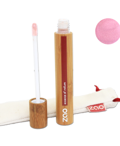 ZAO - Lip Gloss - 001: Rose