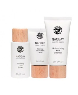 Naobay- Pack 1: Triple cuidado facial