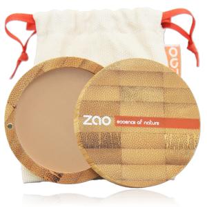 ZAO - Polvos compactos - 302: Beige Orangé