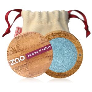 ZAO - Sombra de ojos satinada - 116: Bleu Canard